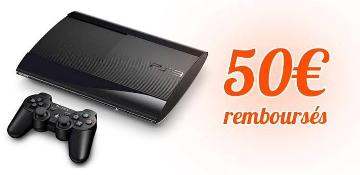 PS3 moins chère