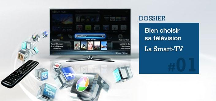 choisir une smart TV