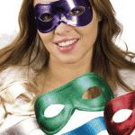 masques de carnaval Rue de la fête