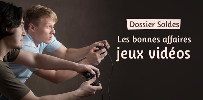 bons plans jeux vidéo