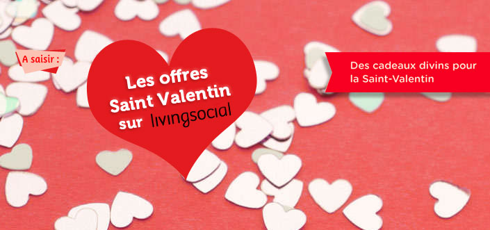 Deals Living Social Saint Valentin