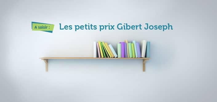 les petits prix Gibert Joseph