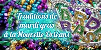 Passer Mardi gras à la Nouvelle Orléans