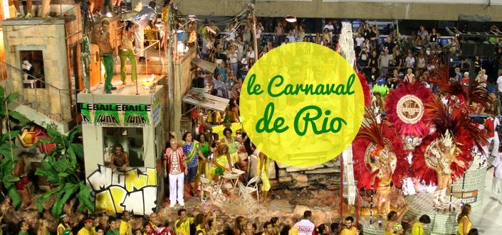 Evènement : carnaval de Rio 1