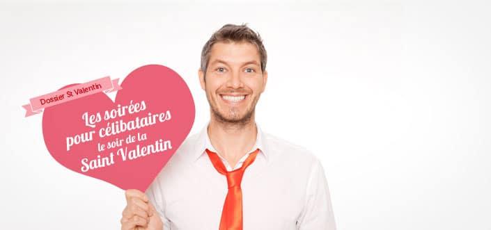 Saint Valentin pour célibataire
