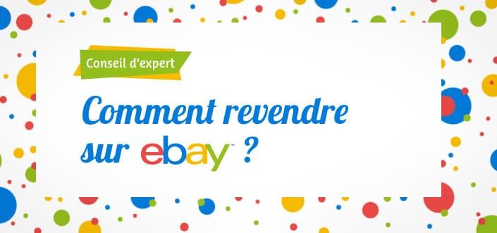Revendre sur Ebay