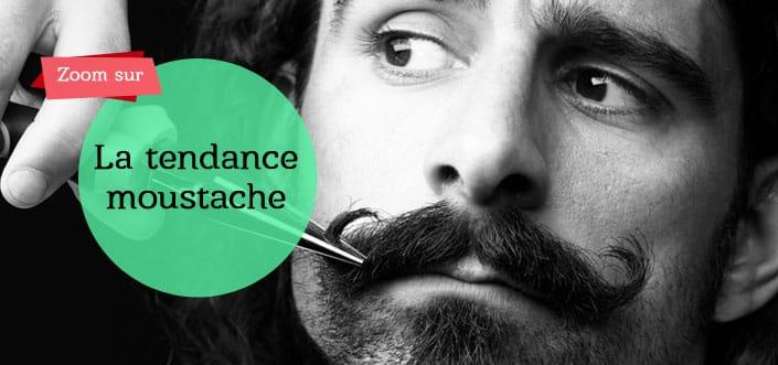 Tendance Moustache