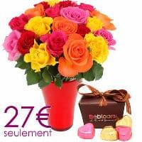Bouquet de fleurs Bebloom