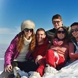 ski entre celibataire