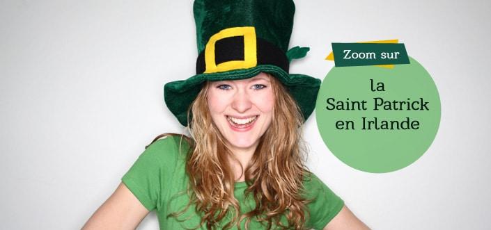 Passer la Saint Patrick en Irlande