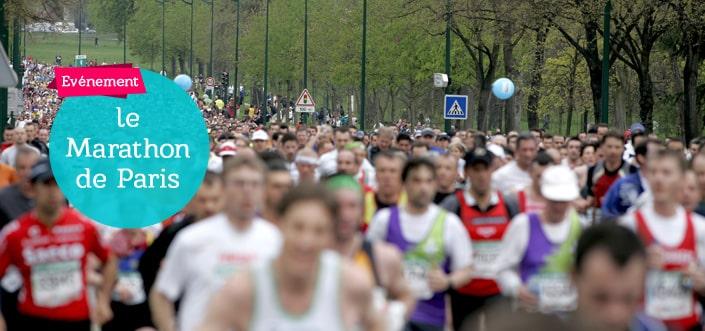 Le Marathon de Paris