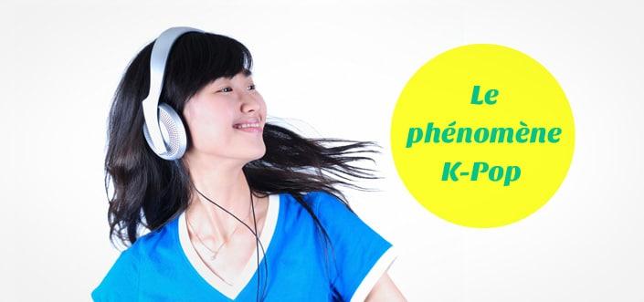 Le phénomène K-Pop