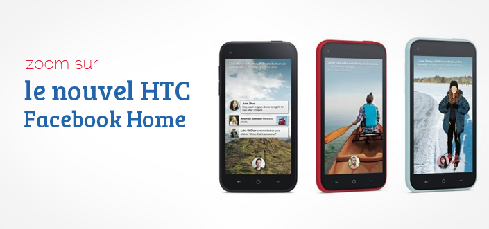 HTC Facebook Home