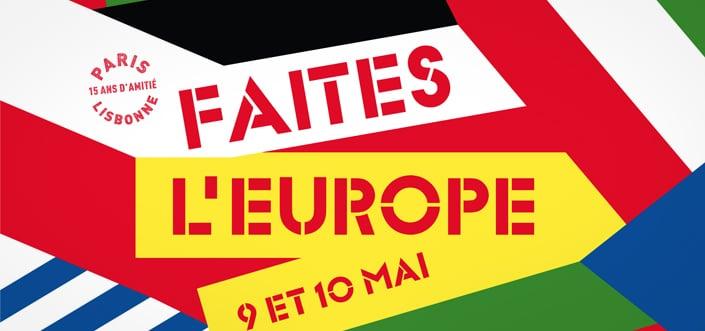 La fête de l'Europe