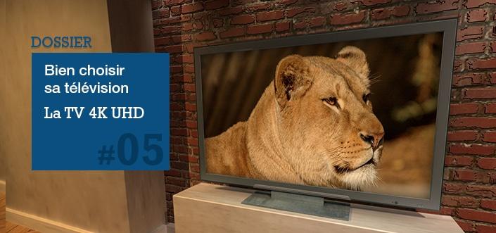 Choisir TV 4K UHD