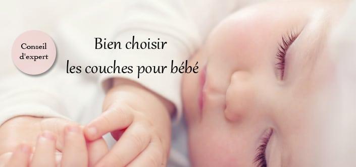 Couches pour bébé