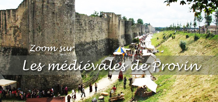 Les médiévales de Provin