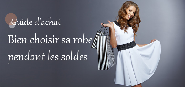 robe de soldes