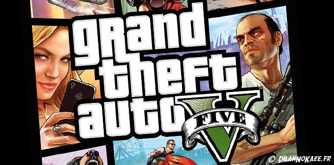 Jeux vidéo rentrée GTA V