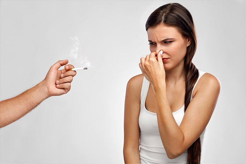 Comment se débarrasser d'une odeur de cigarette ? 1