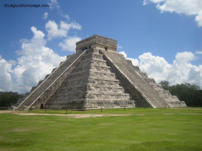 Vacances à Cancun - Chichen Itza