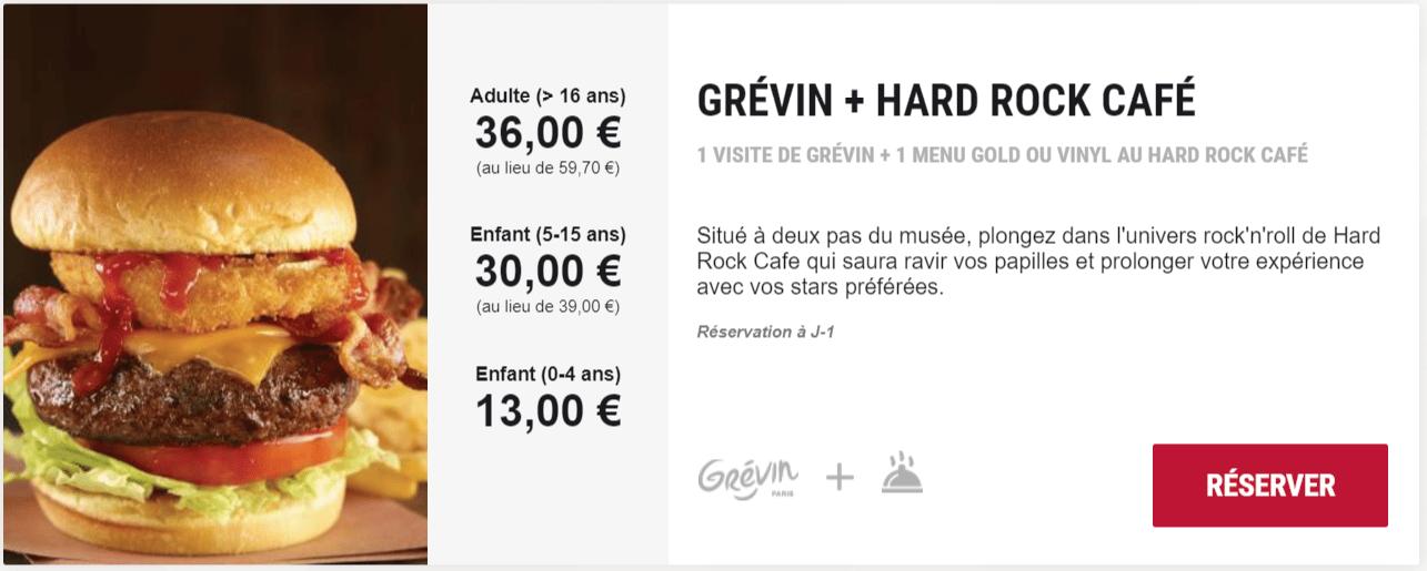 Visite musée grevin reduction evenement