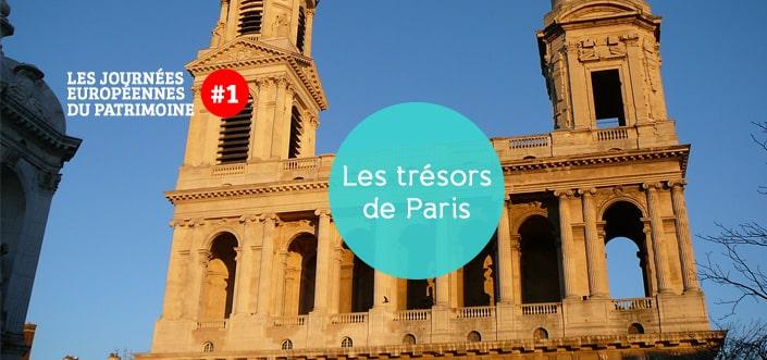 Journées du patrimoine à Paris