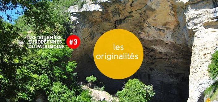 Originalités des journées du patrimoine