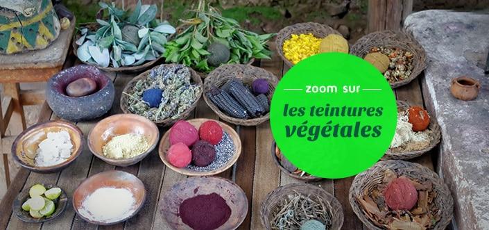 Teinture végétale