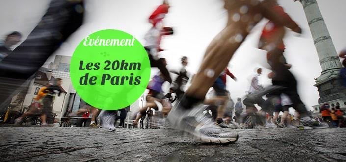 Le 20 km de Paris