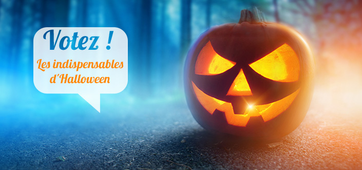Les indispensables d'Halloween
