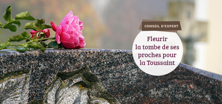 fleurir les tombes