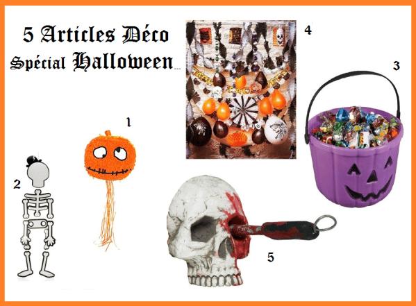 Les indispensables d'Halloween