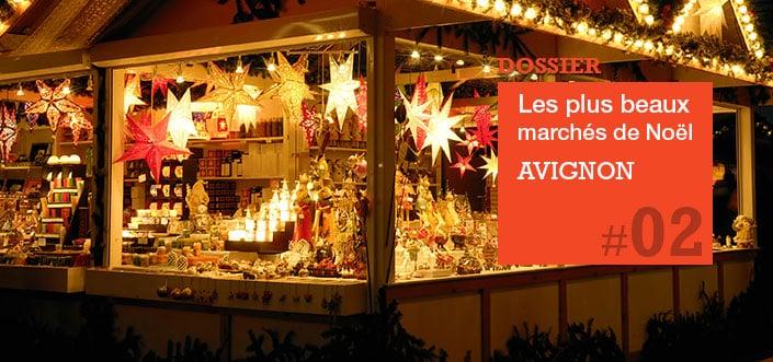 Marché Noël Avignon