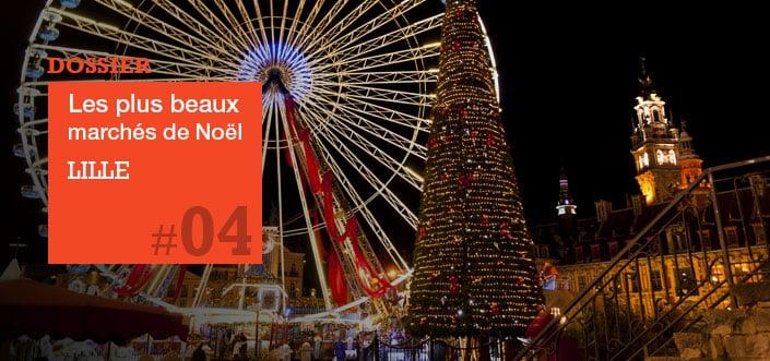 Le Marché de Noël à Lille