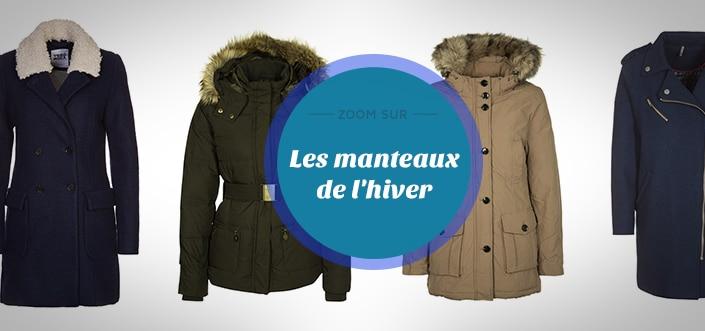 Les manteaux de l'hiver