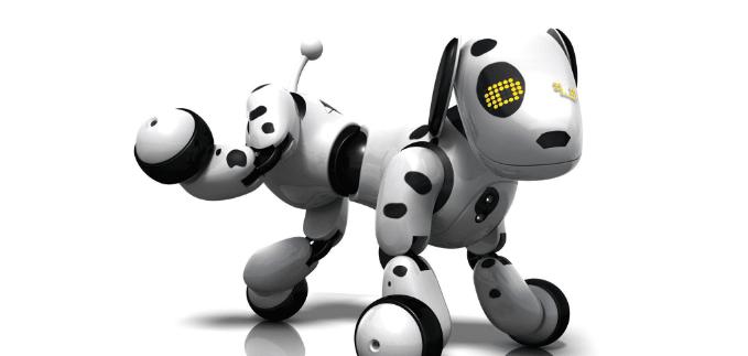 zoomer chien robots