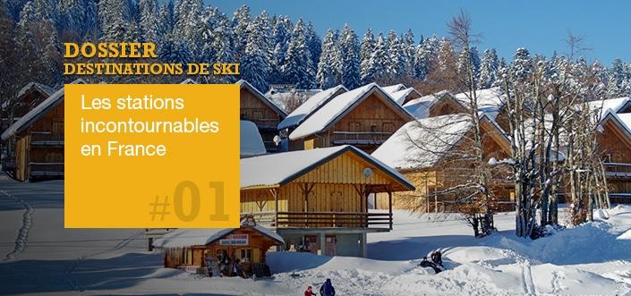 stations de ski incontournables