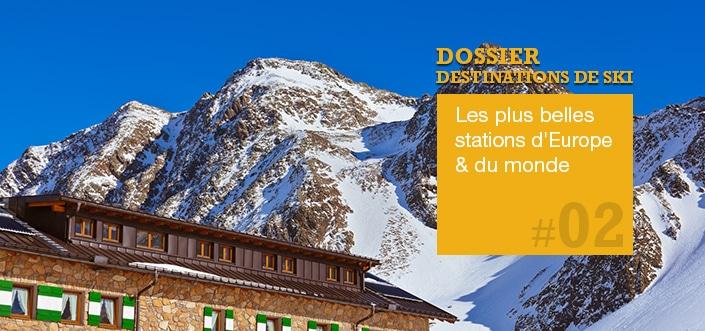 Stations de ski dans le monde