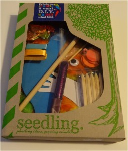 kit creatif seedling oiseau a vent