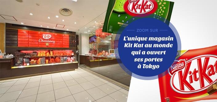 Restaurant KitKat-Japon