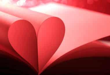 Livre - un cadeau de Saint-Valentin