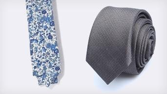 quel look cravate