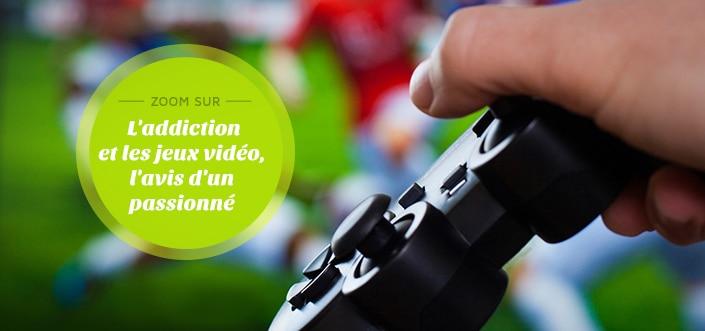 Jeux vidéo addict