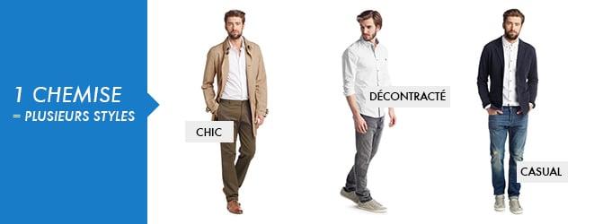 chemise3Looks
