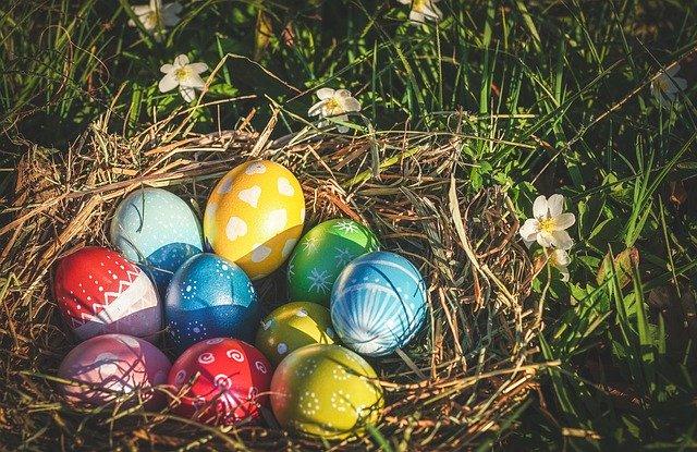 DIY : décorer de vrais œufs pour votre déco de Pâques 1