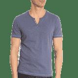 t-shirt-homme-col-tunisien