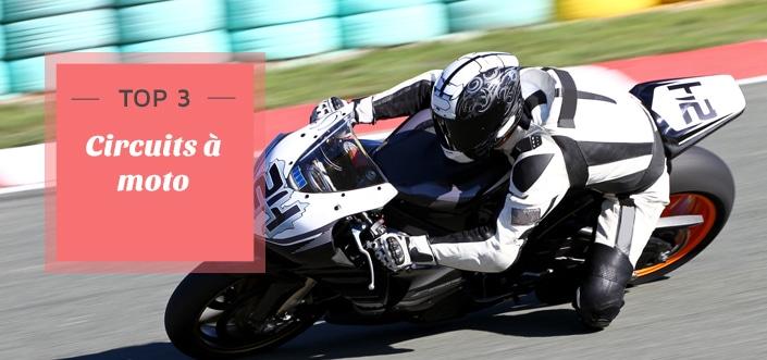 circuits en moto