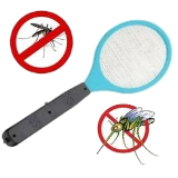 raquette anti-insectes