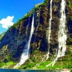 Croisière vers les Fjords